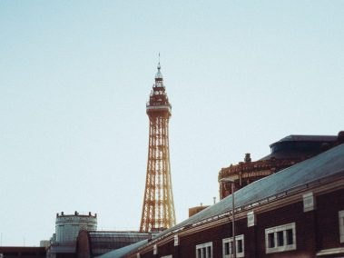 An image of Blackpool Tower