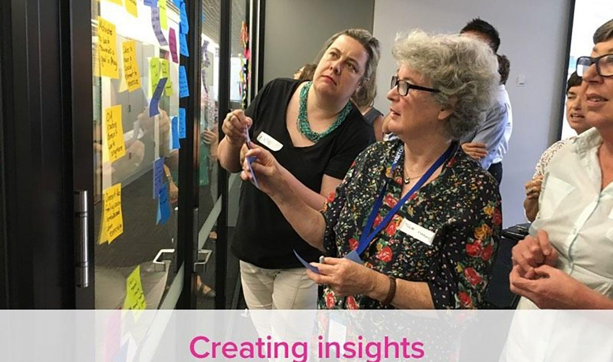 NSW NGO Creating insights